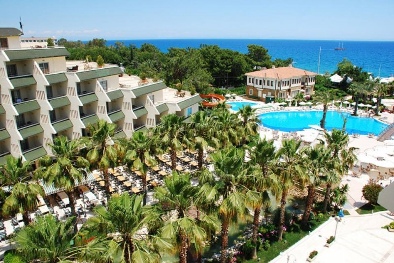 Queen's Park Resort Kemer