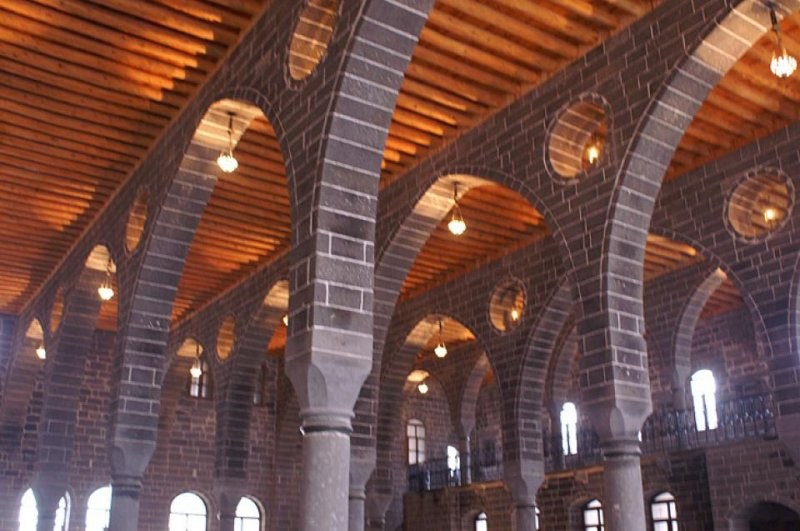 Surp Giragos Church Diyarbakir